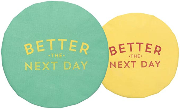 Better The Next Day Bowl Covers, Set of 2