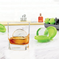 Tovolo Sphere Clear Ice, Set of 4