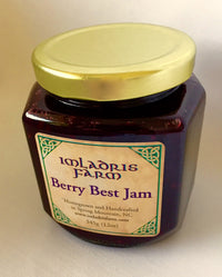 Imladris Farm Berry Best Jam