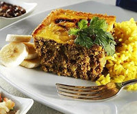 Bobotie Curried Meatloaf Spice Packet w/Recipe
