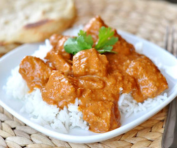 Butter Chicken Spice Packet w/Recipe