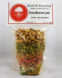 Roots & Branches Soup Mix, Pisgah Mountain Curry