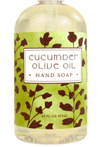 Greenwich Bay Shea Butter Lotion, Cucumber and Olive Oil, 2 oz