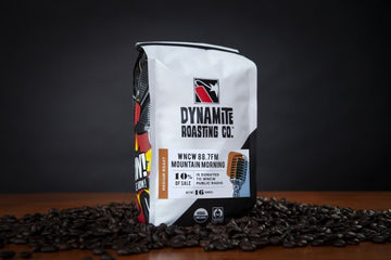 Dynamite Roasting WNCW 88.7 Mountain Morning Blend