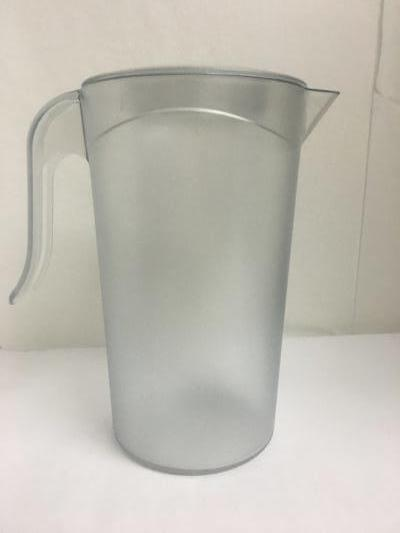 Bentley Pitcher, Clear