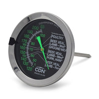 CDN Ovenproof Meat Thermometer, GLOW