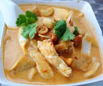Massaman Chicken/Beef Curry Spice Packet w/Recipe