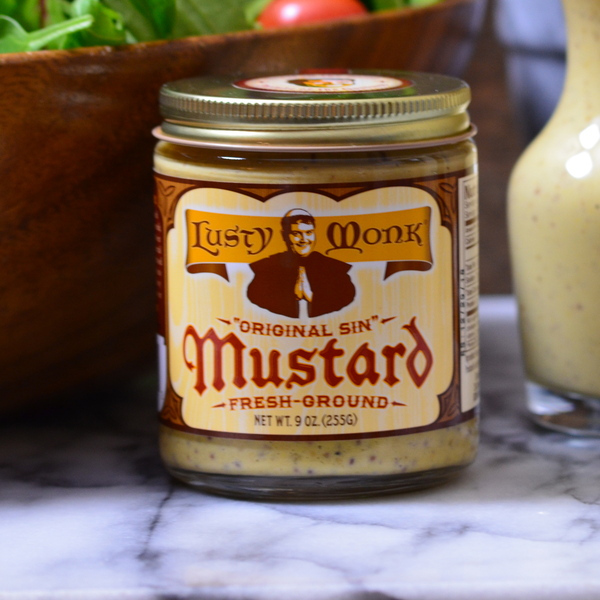 "Lusty Monk ""Original Sin"" Mustard"