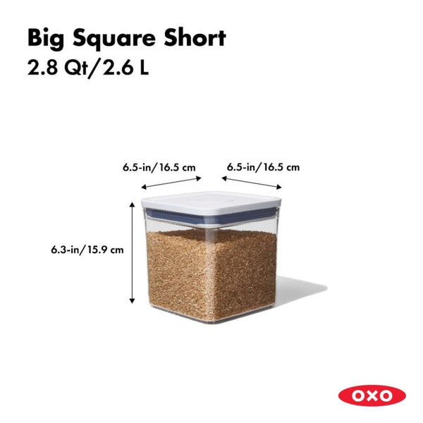 OXO GG POP Big Square Container