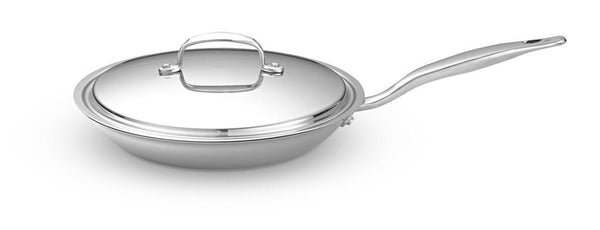 Heritage Steel Fry Pan, Multiple Sizes