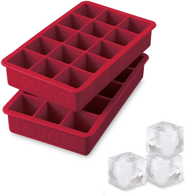 Tovolo Perfect Cube Ice Tray, Set of 2