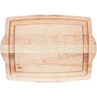 JK Adams Farmhouse Carving Board w/Handles