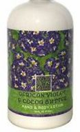 Greenwich Bay Shea Butter Lotion, African Violet & Cocoa Butter, 2 oz