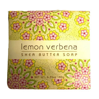 Greenwich Bay Soap, Lemon Verbena, 6 oz Bar