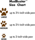 Mudbuster Dog Paw Cleaner