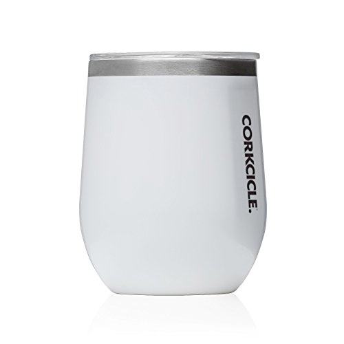 Corkcicle Stemless Wine Glass