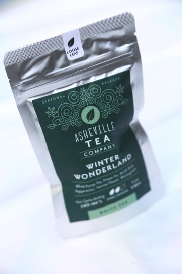 Asheville Tea Winter Wonderland Loose Leaf Tea, 1 oz Pouch