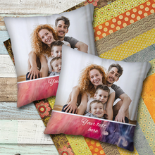 Load image into Gallery viewer, Pillow 18 x 18 - Design Your Own