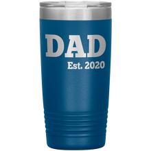 Load image into Gallery viewer, DAD Est 2020 - 20oz Tumbler