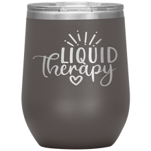 Load image into Gallery viewer, Liquid Therapy - Stemless Wine Tumbler