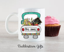 Load image into Gallery viewer, Teacher Truck Mug - 3 sizes