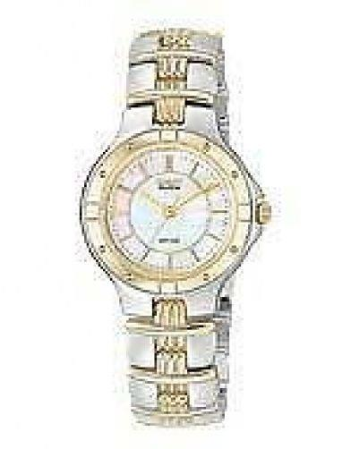 Citizen watchband AN5020 ECO-Drive. Ladies Two Tone Gold/Silver Bracelet