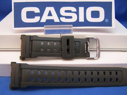 Casio watchband G-9000 -3 dark Green Mudman