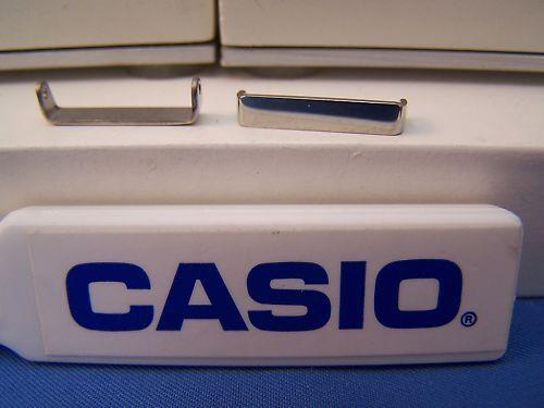 Casio Watch Parts WV-57 Spring Bar Clip End Link 12 Side