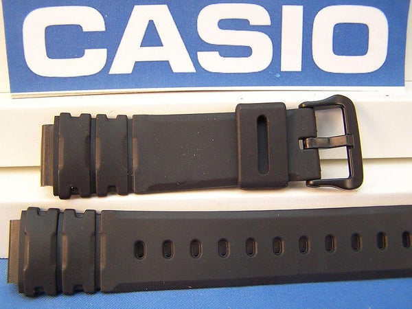Casio watchband AW-41 AW-40  Field Trainer Black Resin