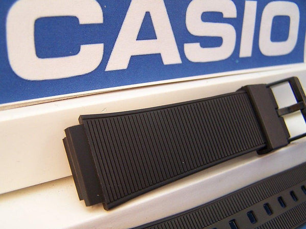 Casio watchband AQ-50 Black Resin