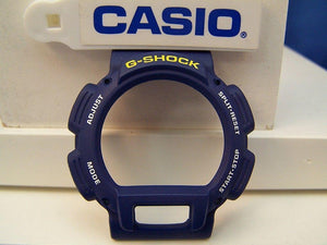Casio Watch Parts DW-9052 -2 blue Bezel / Shell G-Shock