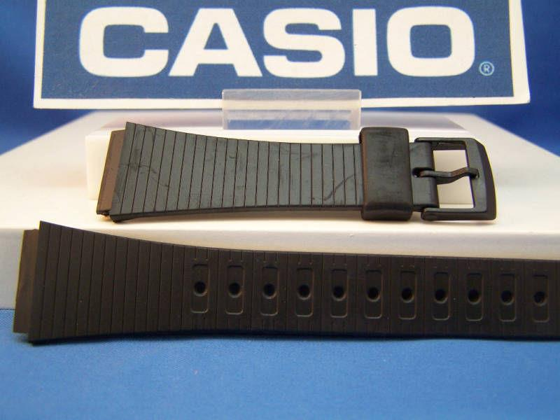 Casio watchband CFX-20. Original Scientific Calculator