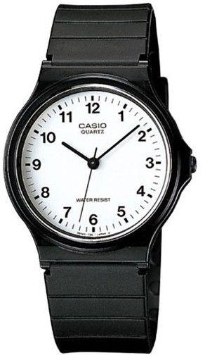 Casio Watchband MQ-24, MQ-58, EB3011. black Rubber Fits Most 16mm Sport Watch