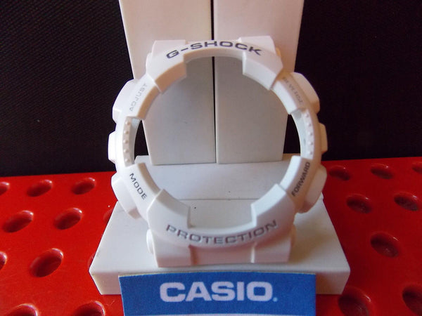 Casio Watch Parts GA-110 C-7 White Bezel / Shell G-Shock Protection