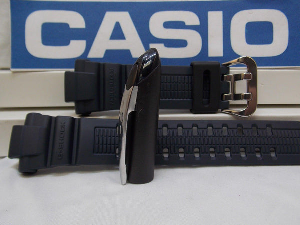 Casio watchband GW-3000 B-2 blue Rubber  Multi Band 5 G-Shock Tough Solar