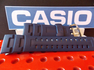 Casio watchband G-7600 -2 blue G-Shock  Watchband