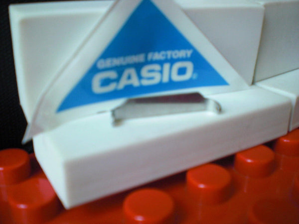 Casio Watch Parts End Clip GW-810, GW-M850, G-800. One Steel Band Attaching Clip