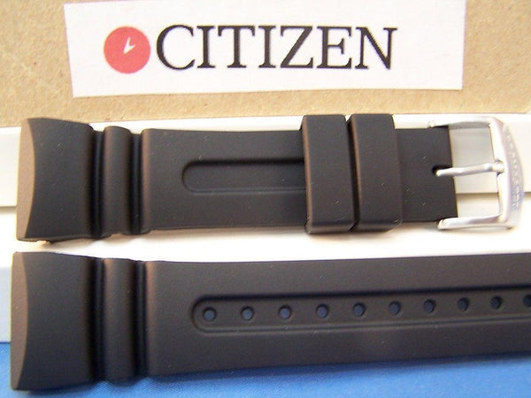 Citizen watchband JV0020 -12f Eco Drive 20th Anniversary blk Metric Diver