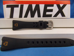 Timex watchband T53161 Caseback# 655 Lady 30 lap Ironman  w/Orange Icon