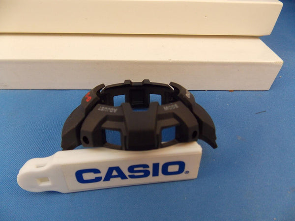 Casio Watch Parts GW-1500 Bezel/Shell Black w Red and White G-Shock Letters