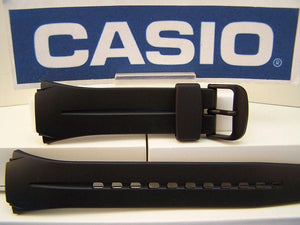 Casio watchband W-101 Black Resin
