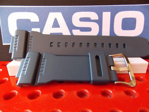Casio watchband G-7900 -2 blue Resin G-Shock  Watchband
