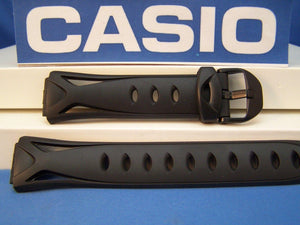 Casio watchband SPS-300 Casio Sea Pathfinder Black Resin