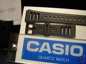 Casio watchband W-740.Casio  Could Fit Most Any 20mm Wide Mans Sport Watch