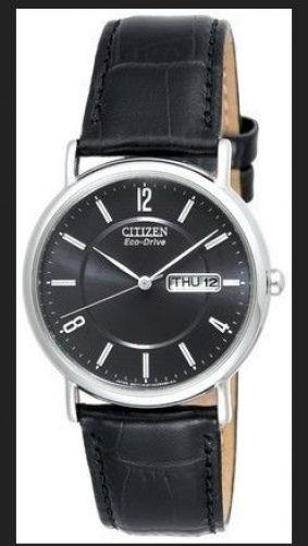 Citizen watchband BM8240 -03E CaseBack# E101-S015570 ECO-Drive 20mm blk Leather