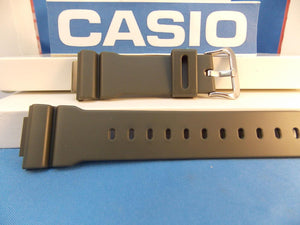 Casio watchband G-5600 A-3, GW-M5600 A-3, DW-5600 FS-3 Dark Green G-Shock