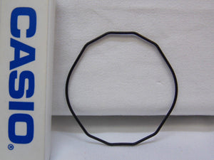 Casio Watch Parts G-2900, G-7100 Back Plate Gasket Seal