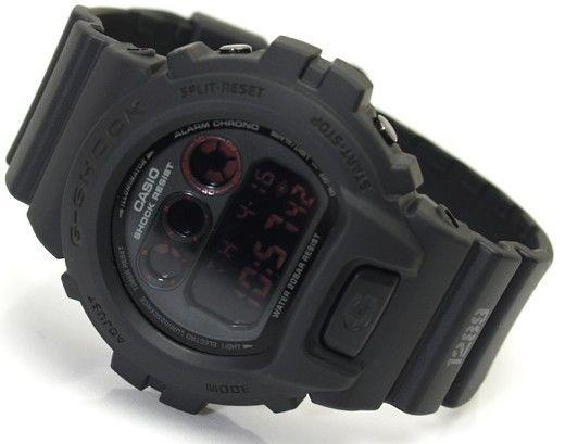 "Casio watchband DW-6900 MS ""1289"" w/Black Steel buckle G-Shock Military Edition"