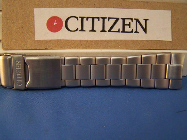 Citizen watchband BL5250 -53L Solid Linked Titanium Bracelet