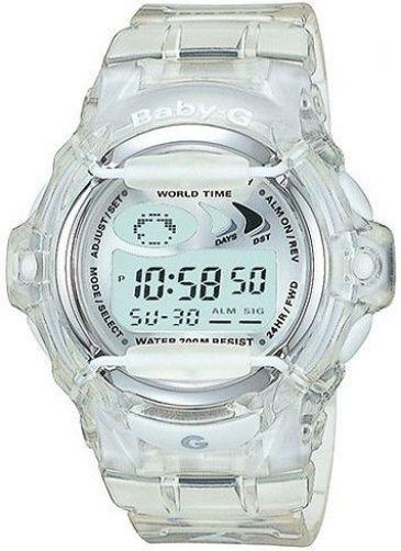 Casio watchband BG-169 -7 Baby-G Clear Resin G-Shock